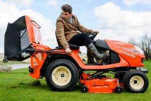 Kubota 4 Wheel Drive Lawn Mowers