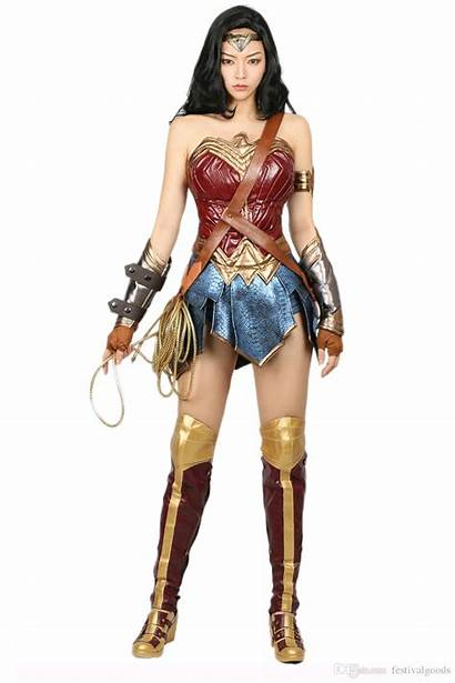 Wonder Cosplay Woman Costume Halloween Outfit Party