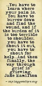 Sadness Grief Quotes For Facebook. QuotesGram