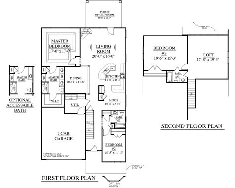 open loft house plans small house floor plans with loft viewing gallery