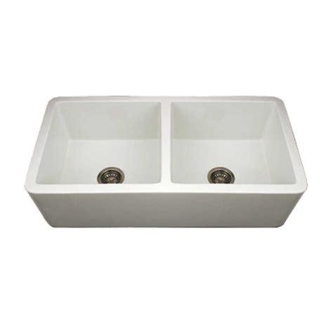 white apron front sink whitehaus collection duet reversible farmhaus series apron