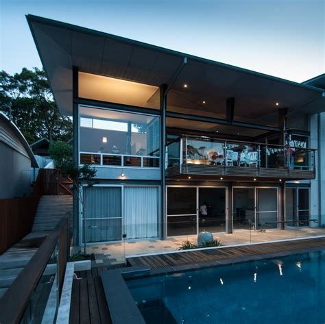 home architecture design exquisite views and fine modern details dudley residence in australia freshome com