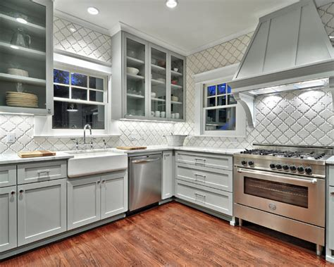 gray kitchen cabinets benjamin 12 beautiful gray kitchen cabinets interiors by color 6905