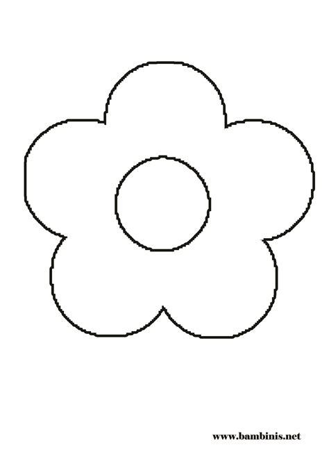 printable flower coloring pages  preschool printable