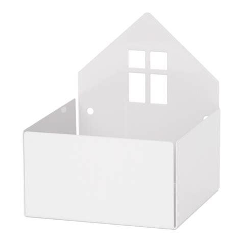 wandregal box haus weiss von roommate kaufen bei
