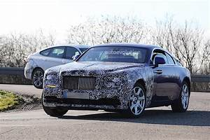 Rolls Royce Wraith : 2017 rolls royce wraith facelift starts testing autoevolution ~ Maxctalentgroup.com Avis de Voitures