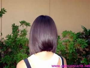 Carré Mi Long Plongeant : coiffure homme vue de dos ~ Dallasstarsshop.com Idées de Décoration
