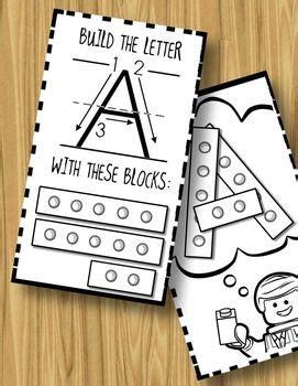 alphabet spin build identify form uppercase