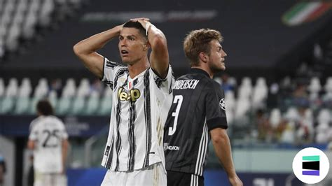 Ronaldo Scores 2 But Failed To Help Juve Advance | EveryEvery