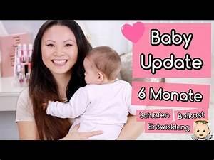 Baby 4 Monate Schlaf Tagsüber : baby update lili ist 6 monate alt entwicklung schlafen beikost mamiseelen youtube ~ Frokenaadalensverden.com Haus und Dekorationen