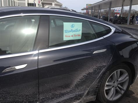 Tesla Owners Hit The Road To Prove Long Distance Can Be
