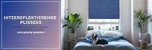 Plissee Mit Sonnenschutz : plissee sonnenschutz bester hitzeschutz f r fenster livoneo ~ Markanthonyermac.com Haus und Dekorationen