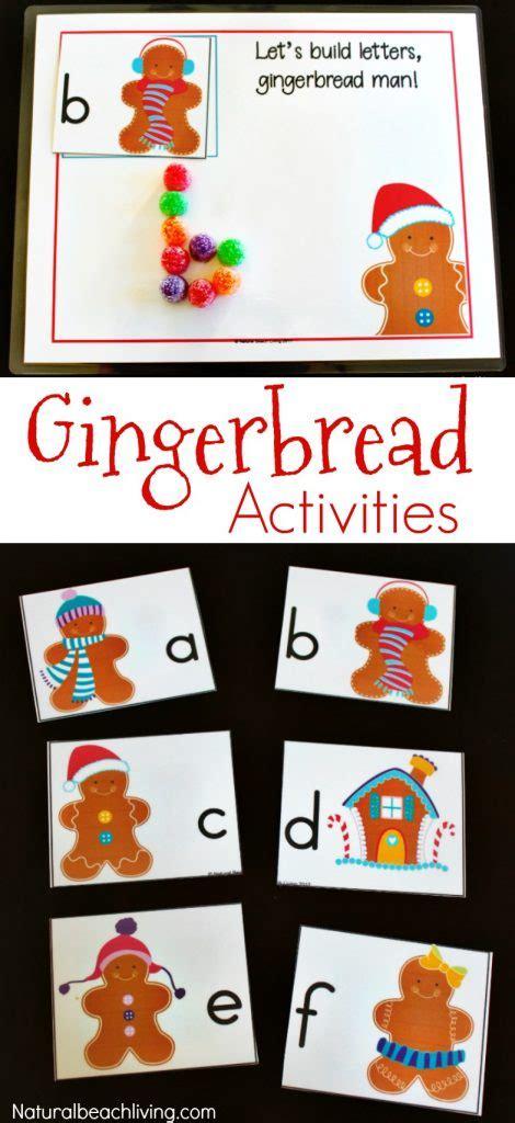 the best kindergarten and preschool gingerbread theme 482 | gingerbread preschool activities pin1 470x1024