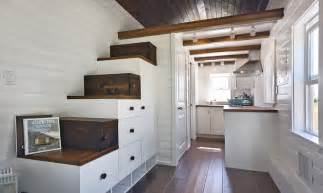 interiors of tiny homes amalfi edition by tiny living homes