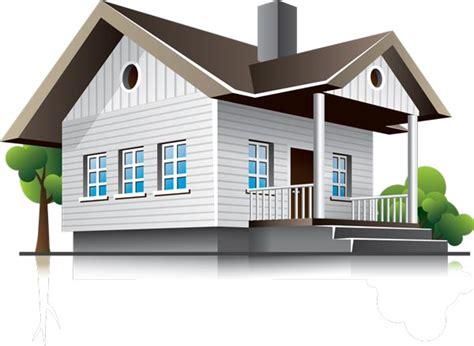 houses  office buildings vectors