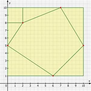 Fünfeck Berechnen : fl chenberechnung koordinatensystem berechne die fl che des folgenden f nfecks a 0 5 b 6 1 ~ Themetempest.com Abrechnung