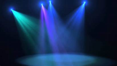 Stage Lighting Lights Disco Overlay