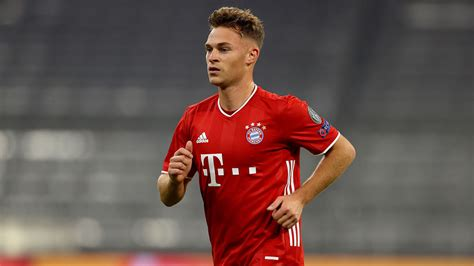 Joshua walter kimmich (born 8 february 1995) is a german professional footballer who plays primarily as a right back for bayern munich and. Joshua Kimmich successfully operated on : Official FC ...