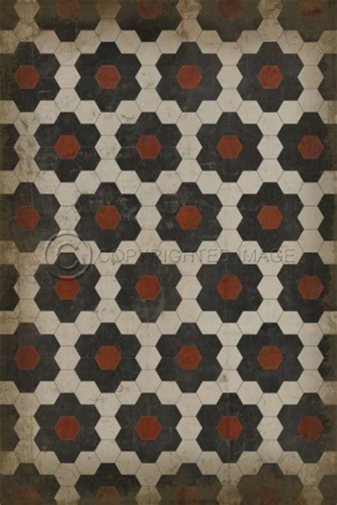 patterned vinyl tiles decorative vinyl floor cloths hmd interior designer