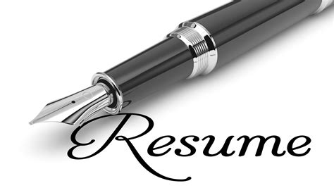 Sle Picture Of Resume by How Resume Can Help You Write The Resume