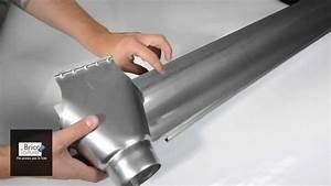 Réparer Une Gouttière En Zinc : posez facilement une naissance agrafer sur une goutti re ~ Premium-room.com Idées de Décoration