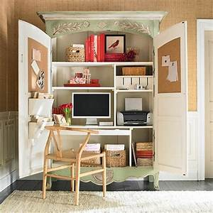 small spaces home office ideas home round With home office ideas for small space