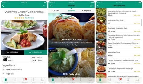 great apps    prepare  thanksgiving feast