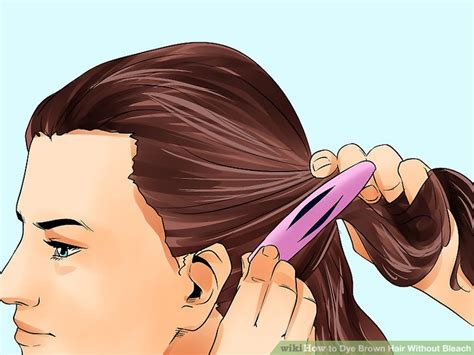 How To Dye Brown Hair Without Bleach