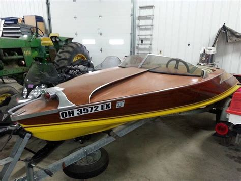 Aristocraft Boat For Sale by Aristo Craft Torpedo 1956 For Sale For 12 500 Boats