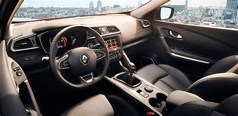 renault kadjar interior 2018 renault kadjar concept price performance and design