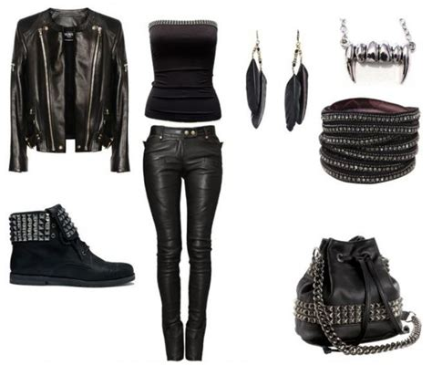 Whatu0026#39;s a good outfit for a rock concert? - GirlsAskGuys