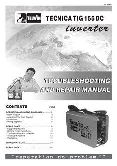 telwin 140 welding machine service manual free schematics eeprom repair info for
