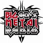 Radio Metal Clipart Transparent 80s Pinclipart