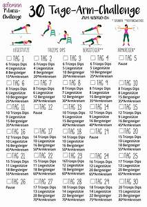 30 Tage Fitness : 30 tage arm challenge sag den winkearmen den kampf an ~ Frokenaadalensverden.com Haus und Dekorationen