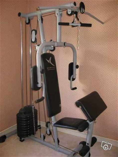 notice montage troline decathlon banc de musculation rameur sarthe