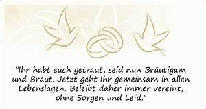 Rede Zur Goldenen Hochzeit Vom Bräutigam : spr che zur hochzeit einer von 36 spr chen ~ Watch28wear.com Haus und Dekorationen