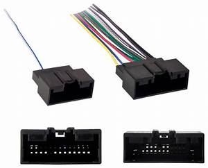 Metra Turbo Wire Main Power Harness For Most 2011 And Later Ford Fiesta Vehicles Black 70