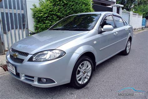 Chevrolet Optra (2008) Motorscoth