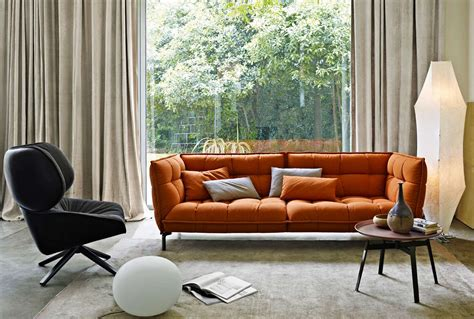 Contemporary Home Style By Bb Italia by Sofa Husk Sofa B B Italia Design By Urquiola