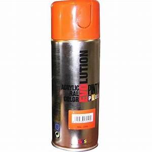 Bombe Aerosol De Peinture : novasol spray bombe de peinture orange ral2004 brillant ~ Edinachiropracticcenter.com Idées de Décoration
