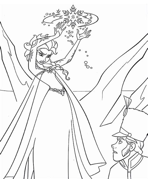 printable disney frozen coloring pages anna elsa olaf