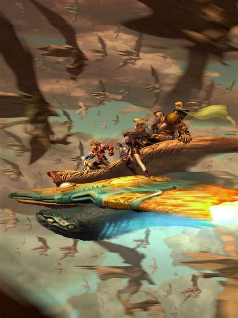 17 Best Images About Legend Of Dragoon On Pinterest