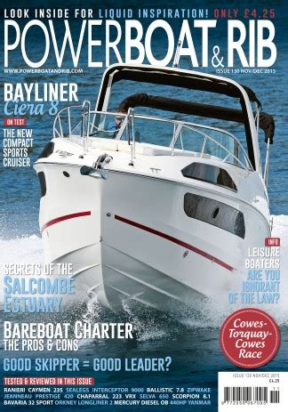 Boating World Magazine Customer Service by Powerboat Rib Magazine Subscription Isubscribe Co Uk