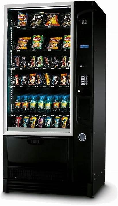 Vending Machine Rondo Drink Combi Snack Drinks