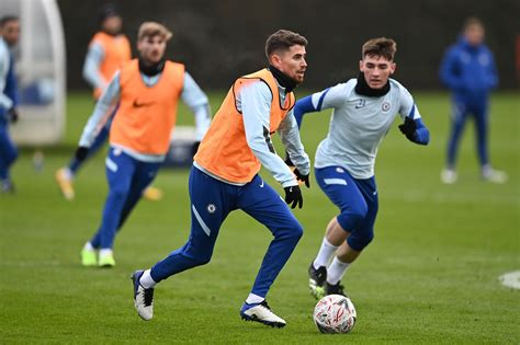Fringe players aim to impress Frank Lampard as five ...