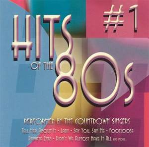 1 hits of the 80s disc 3 various artists songs