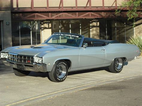 Buick Event by 1969 Buick Gran Sport Convertible
