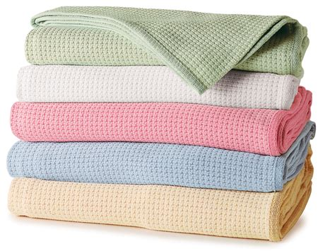 Cotton Thermal Blankets