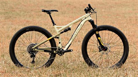 Introducing The Firstever Full Suspension 29+ Mountain