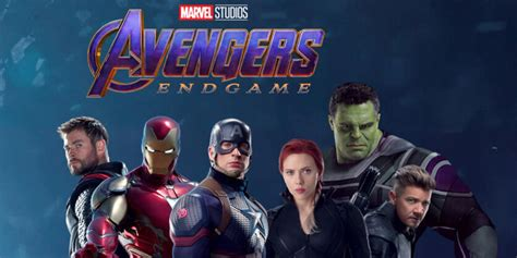 Endgame First Official Look At New Costumes